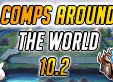 Đấu Trường Chân Lý: Xếp hạng những đội hình mạnh nhất phiên bản 10.2