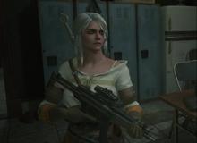 Xuất hiện mod cực hay, cho phép phá đảo Resident Evil 2 Remake trong vai Ciri nóng bỏng
