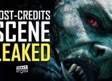 """Rò rỉ nội dung 2 đoạn post-credit của bom tấn """"Morbius"""", hàng loạt ác nhân máu mặt nhất vũ trụ Marvel xuất hiện"""