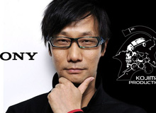 Huyền thoại Hideo Kojima gia nhập Sony để xây dựng đế chế PlayStation 5 ?