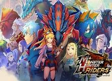 Monster Hunter Riders Mobile công bố ngày phát hành nhưng lại khiến fan cảm thấy bối rối không biết nên vui hay buồn
