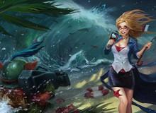 LMHT: Chê skin Huyền Thoại của Janna 'quá dởm', game thủ đề xuất ý tưởng về tính năng 'dự báo Rồng Nguyên Tố'