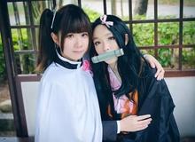 """Kimetsu no Yaiba: Từ truy đuổi, Kanao bất ngờ thân thiết với """"em chồng"""" Nezuko"""