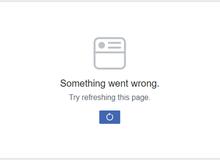 """Facebook """"dở chứng"""" ngay sáng mồng 6 như xoáy thêm vào nỗi đau hết Tết đi học đi làm như cũ"""