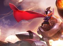 Game thủ tìm ra mẹo mới giúp Rumble tung Súng Phun Lửa và Khiên Phế Liệu kể cả lúc bị quá tải