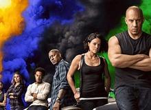 """Fast & Furious 9 tung loạt poster cực chất, mỗi """"quái xế"""" một màu khiến nhiều người liên tưởng đến """"5 anh em siêu nhân"""""""