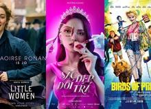 """Phim rạp tháng 2: """"Nàng thơ điên dại"""" Harley Quinn đại chiến với """"hoa hậu chuyển giới"""" Hương Giang cùng hàng loạt bom tấn hấp dẫn"""