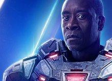 Đã đến lúc Marvel Studios nên cân nhắc sản xuất phim riêng cho bạn thân của Iron Man rồi