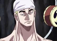 """One Piece: """"Chúa Trời"""" Enel sẽ có mức truy nã kém cả chỉ huy băng Tứ Hoàng nếu xuống biển xanh"""