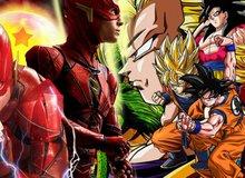 Sự thật bất ngờ: Thương hiệu Dragon Ball... cũng tồn tại trong vũ trụ DC?