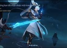 Liên Quân Mobile: Game thủ bày cho nhau cách nhận FREE Tulen Chí Tôn Kiếm Tiên siêu dễ
