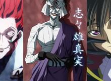 """Đây là 5 nhân vật phản diện vừa mạnh, vừa """"được lòng fan"""" hơn cả nhân vật chính trong manga/anime"""