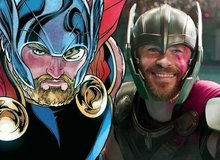 """Khi các siêu anh hùng phiên bản điện ảnh """"đại chiến"""" với phiên bản truyện tranh, ai sẽ thắng?"""