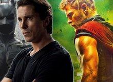 """Giả thuyết Thor Love & Thunder: Nếu """"cựu Batman"""" gia nhập MCU, anh sẽ đóng vai gì?"""