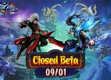 Tặng 500 Giftcode Tiên Ma Truyền Kỳ mừng chính thức Closed Beta 09/01