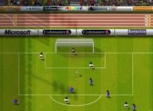 Trở lại tuổi thơ với huyền thoại Sensible Soccer phiên bản 4K cực chất