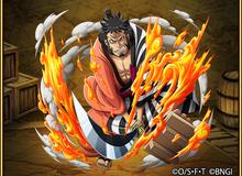 """One Piece: Hỏa Hồ Kinemon, gia thần của Oden với trí tuệ siêu phàm vừa làm Kaido """"tắt điện"""""""