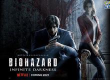 Hé lộ thời điểm công chiếu Resident Evil Infinite Darkness trên Netflix