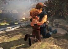 Loạt trò chơi điện tử khiến người chơi cảm động đến rơi nước mắt
