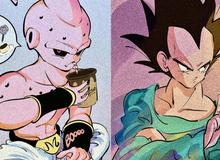 Dàn nhân vật Dragon Ball cute hết nấc qua loạt ảnh fan art đậm chất dễ thương
