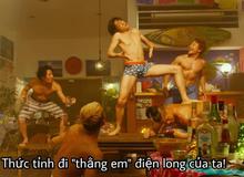 Chết cười khi ngắm loạt ảnh so sánh phiên bản anime với live action của Grand Blue, đến cảnh nude mà cũng không tha