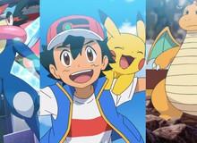 Top 5 Pokémon mạnh nhất mà Satoshi từng thu phục, chuột vàng Pikachu cũng góp mặt