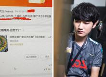 Sốc: Fan Trung Quốc gửi vòng hoa tang lễ đến Gaming House của LGD Gaming để trù ẻo Peanut 'chết đi'