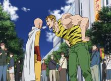 """One Punch Man: Top 3 lần """"Thánh Phồng"""" Saitama tha mạng cho đối thủ thay vì """"đấm phát chết luôn"""""""