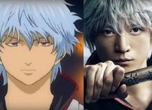 """Khi nhân vật anime biến hóa theo """"phong cách"""" live action, người thăng hoa nhan sắc kẻ lại bị ăn no gạch đá"""