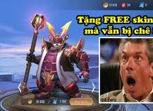 Liên Quân Mobile: Tencent tặng FREE hàng loạt Skin Sổ Sứ Mệnh nhưng vẫn bị game thủ chê thậm tệ vì lý do này