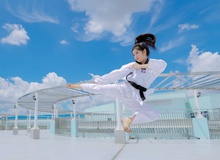 Người đẹp VLTK Công Thành Chiến: Hành trình từ tuyển thủ võ thuật đến đấu trường nhan sắc