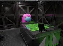 Đây là tựa game Among US trên công nghệ đồ họa RTX tiên tiến, phải có RTX 3080 mới chơi được