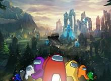 Riot lên kế hoạch sản xuất tựa game Among Us x LMHT, fan cáu kỉnh: 'Lỗi game còn chưa hết mà gì cũng thích đu'