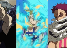 One Piece: 6 chỉ huy hàng đầu dưới trướng Tứ Hoàng, Zoro vẫn còn non và xanh lắm