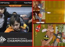 Từng hỗ trợ đối thủ train team, HEAVY vừa xuống hạng đã bị Team Flash châm biếm cực sâu cay