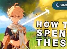 """Vấn đề cạn kiệt Nhựa Nguyên Chất """"Resin"""" trong Genshin Impact: Người chơi phải làm gì để khắc phục?"""