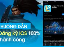"""LMHT: Tốc Chiến chính thức có iOS, hướng dẫn thực hiện 100% thành công, 10 ngày nữa là """"auto"""" tải về"""