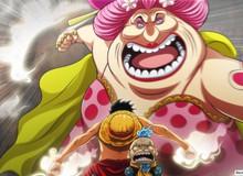 Điểm nhấn anime One Piece tập 946: Big Mom lấy lại ký ức, nhà ngục Udon náo loạn