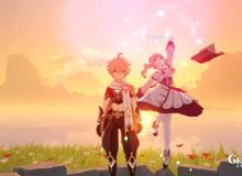 """Khoe ảnh """"tình tứ"""" cùng người yêu, game thủ Genshin Impact khiến cộng đồng ghen tị, """"vote ban"""""""