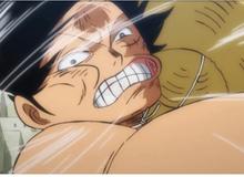 """One Piece Anime 946: Loạt ảnh """"tấu hài"""" cực mạnh của Ngũ Hoàng Luffy khi bị Big Mom truy đuổi?"""