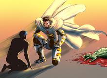 Mặt Nạ Mật muốn giết các anh hùng, Blast lộ mặt trong chương mới nhất của One Punch Man