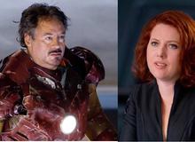 Hoảng hốt khi thấy dàn siêu anh hùng Marvel về già trở nên béo ú, nọng cằm rõ ràng