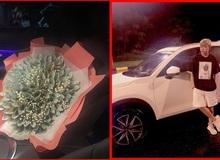 """""""Thần rừng"""" của Team Flash khoe tiềm lực tài chính mạnh mẽ: Tặng mẹ bó hoa """"trăm triệu"""" mừng 20/10"""