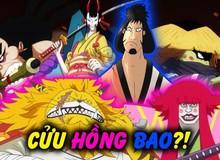 One Piece: Từng có cuộc tỷ thí giữa các Cửu Hồng Bao, ai mới là gia thần mạnh nhất của chúa công Oden?
