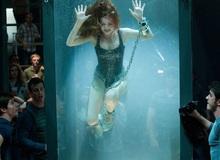 """Giải mã trò ảo thuật """"hộp nước tra tấn"""": Gông chân, còng tay mà vẫn thoát ra tài tình!"""