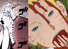 Dự đoán Boruto chap 52: Naruto hy sinh để tiêu diệt Isshiki, Sasuke lên làm Hokage làng Lá?