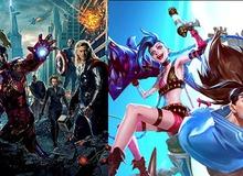 Riot Games sẽ hợp tác với hãng sản xuất của The Avengers để làm phim về Liên Minh: Tốc Chiến?