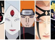 """Naruto: 7 nhẫn thuật siêu mạnh có thể """"hạ gục"""" Rinnegan- nhãn thuật bá đạo bậc nhất thế giới"""