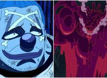 """One Piece: Có khả năng """"miễn nhiễm"""" với mọi vết đâm chém nhưng Bara Bara no Mi vẫn phải """"chào thua"""" trước 5 trái ác quỷ này"""