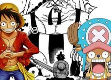 """One Piece: Để đối phó với đạn """"hứng khởi""""của Queen, Chopper và Usopp sẽ được tỏa sáng?"""